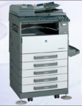 Digital Mono Multifunction Printer (MFP) - KONICA MINOLTA bizhub 211/163